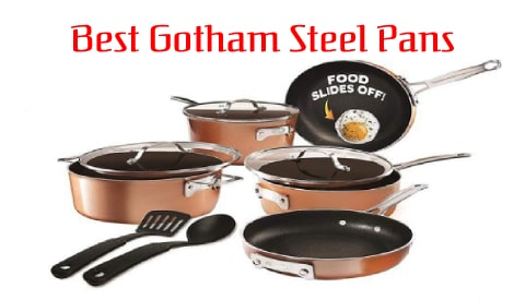 Gotham Steel Pans Review